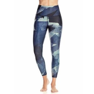 Maaji Native Abstract Indigo Leggings